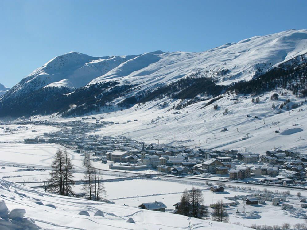 Livigno vallei © APT Livigno