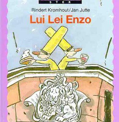 Lui Lei Enzo - Rindert Kromhout - Uitverkoop