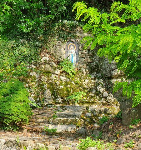 Maria,middelpunt in het katholieke geloof in Italië