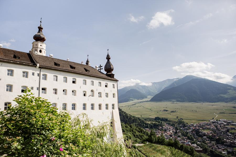 Marienberg klooster © Foto: Angelika Schwarz