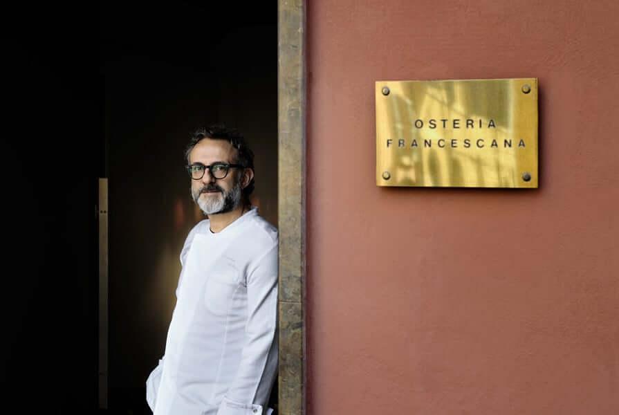 Massimo Bottura © Paolo Terzi