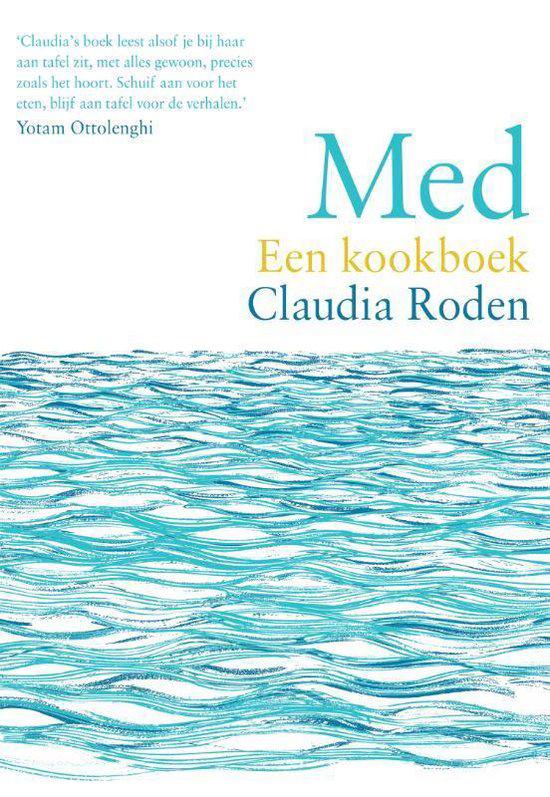 Vraag de nieuwsbrief aan en maak kans op een van de vijf exemplaren van het kookboek Med van Claudia Roden