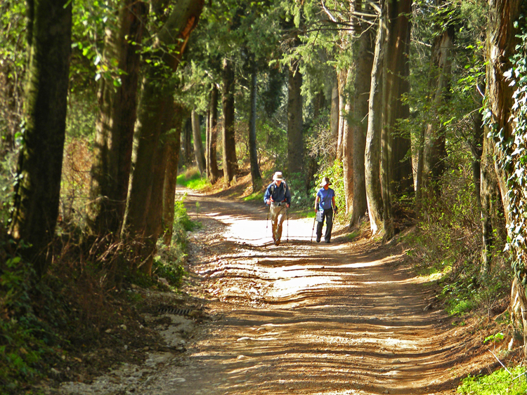 Meravigliosa Umbria wandel en fietsvakanties
