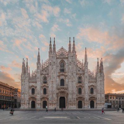 Virtuele stedentrip naar Milano [Milaan]
