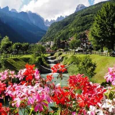 Trentino-Alto Adige - Fotoverslag Molveno van Claudia Zanin