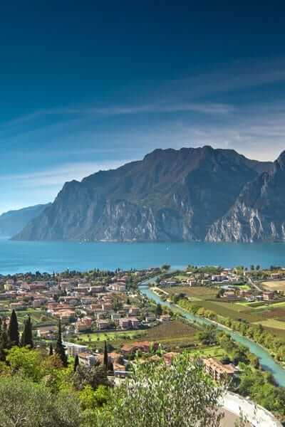 GardaTrentino, de noordkant van het Gardameer