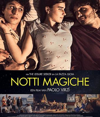 Win vrijkaartjes voor film Notti Magiche