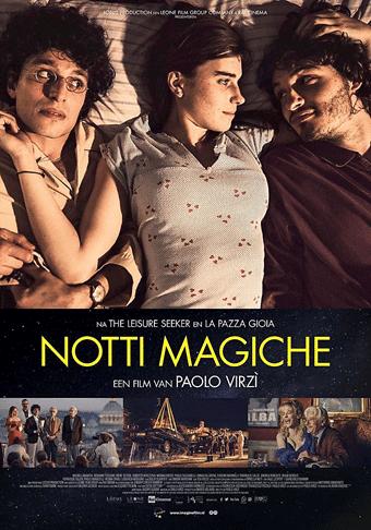 Notti magiche - Italiaanse filmkomedie van Paolo Virzì