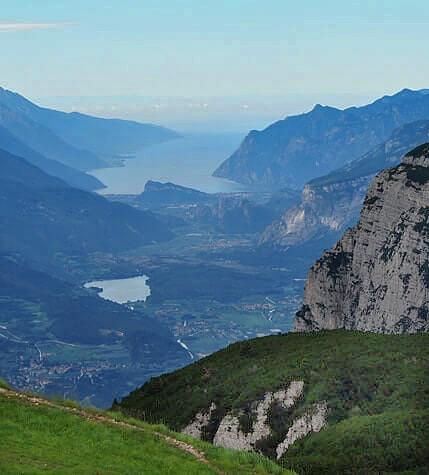 Uitzicht vanaf Cima Paganella © Claudia Zanin