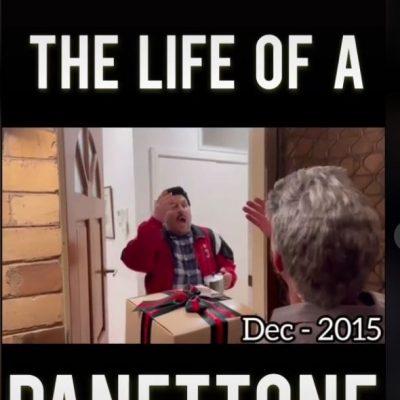 Het leven van een Panettone: de cadeau traditie