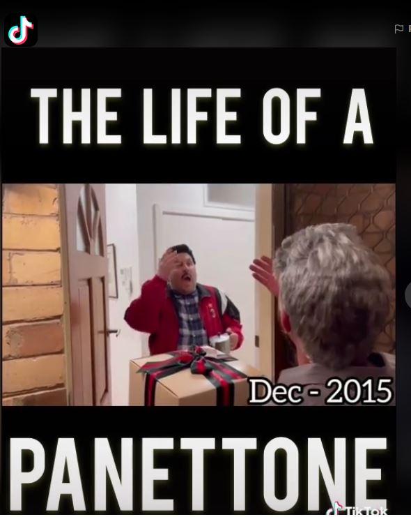 Het leven van een Panettone