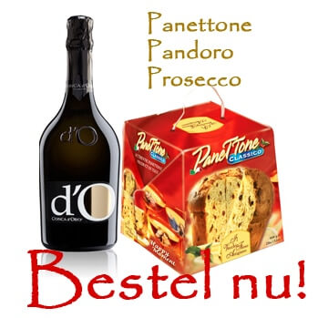 bestel snel je Italiaans kerstpakket