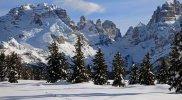 Wintersporten in Trentino-Alto Adige (Zuid-Tirol)