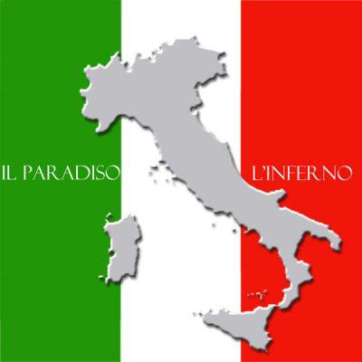 De hemel en de hel - volgens Italianen