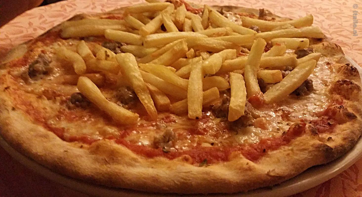 Pizza werelderfgoed Unesco