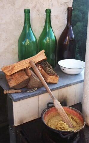 polenta uit Friuli
