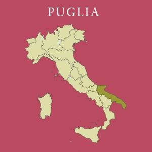 Apulië, Puglia