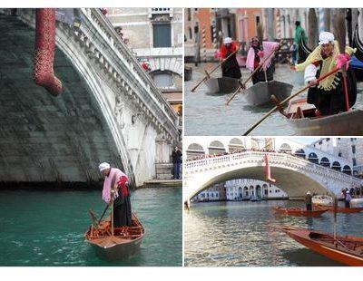 Regata delle Befane in Venetië