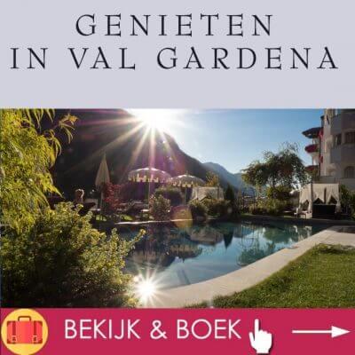Vakantietips in Val Gardena