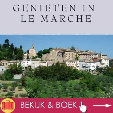 Le Marche, De Marken Italië