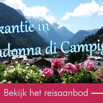 Vakantie in Madonna di Campiglio
