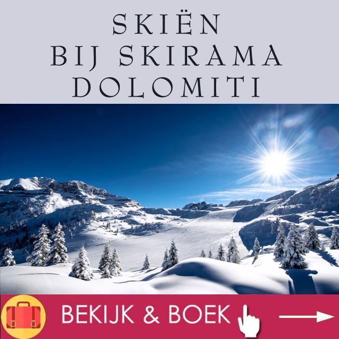 skiën Skirama Dolomiti Trentino