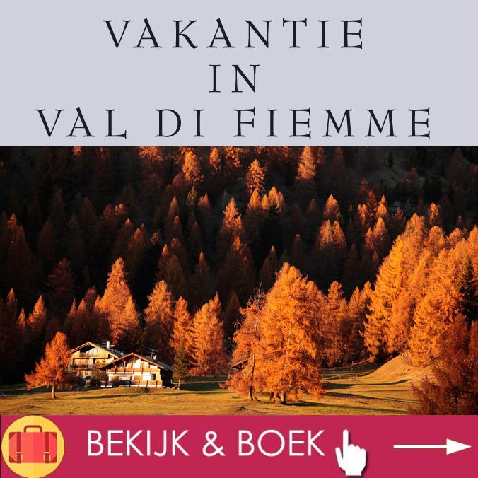 Vakantie in Val di Fiemme