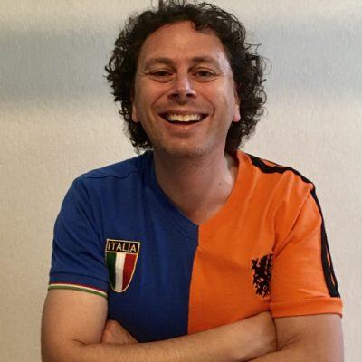 In gesprek met Roberto Pennino, auteur van 'Forza Olandesi'