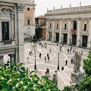 Willem Alexander en Maxima in Rome