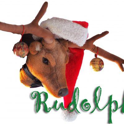 De Italiaanse namen van de rendieren van de Kerstman