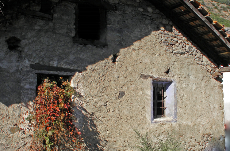 Een eigen huis in Italië, Valle d'Aosta