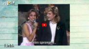Patty Brard presentatrice Festival Sanremo