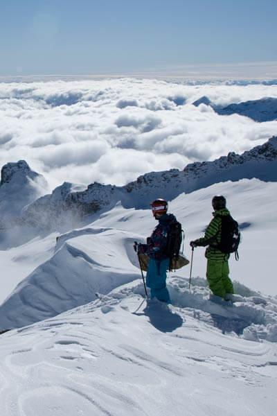 Wintersportvakantie in Italie