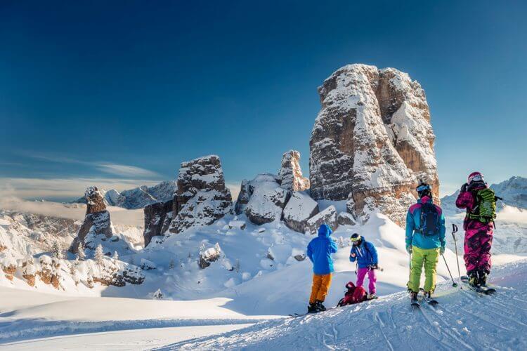 Cortina d'Ampezzo © Foto Bandion.it