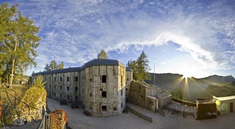 Forte Belvedere © Foto Andrea Contrini - APT-Folgaria