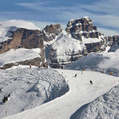 Skirama Dolomiti: rust, ruimte en zorgeloze wintersport