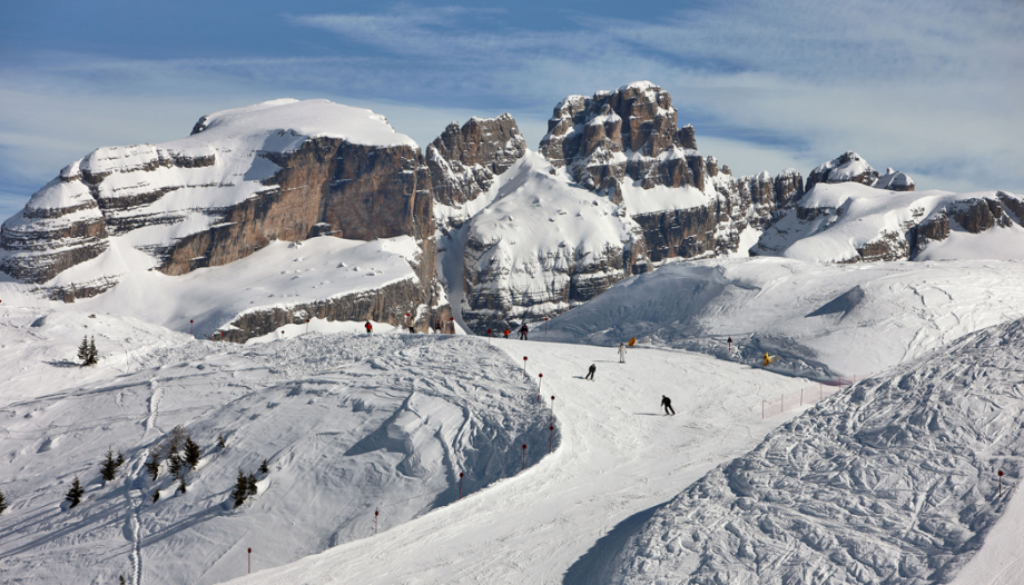 Skirama Dolomiti Adamella Brenta Madonna di Campiglio © A. Tovati