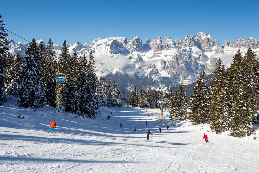 Skirama Dolomiti Adamella Brenta Paganella © Frizzera