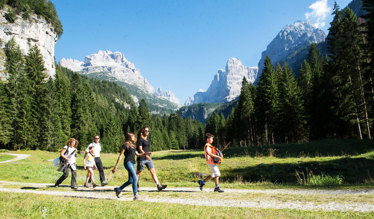 Skirama Dolomiti Summer