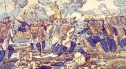 Veldslag van Solferino is basis voor het Rode Kruis