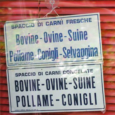 Fare la spesa….boodschappen doen in Italia