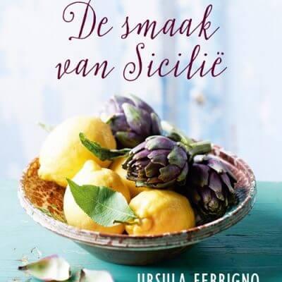 Boekentip: De Smaak van Sicilië - Ursula Ferrigno