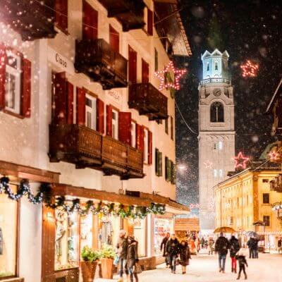 Wintersport in Veneto