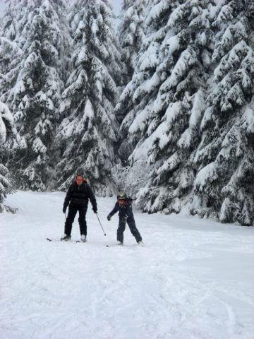 sneeuwpret voor jong en oud