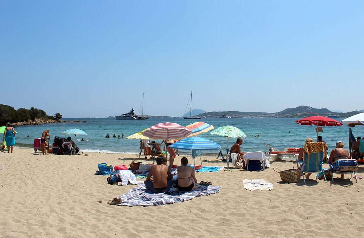 Spiaggia di Portisco