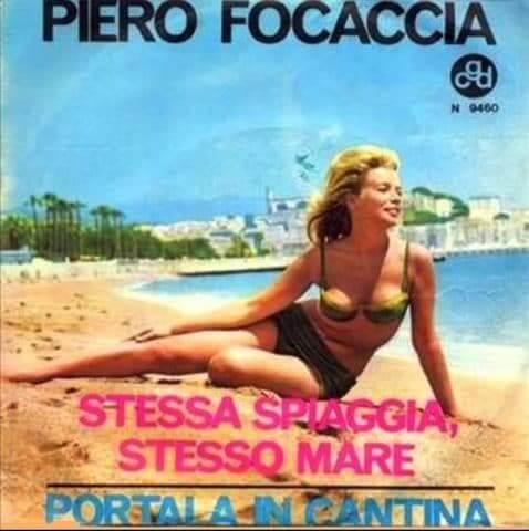 strandliedjes en hits Italie