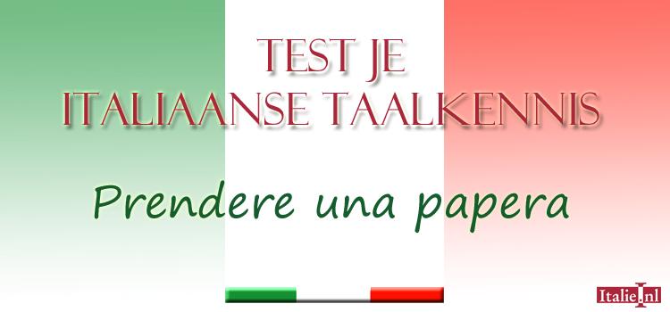 Prendere una papera - test je Italiaanse taalkennis