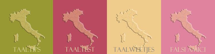 Italiaanse taaltips