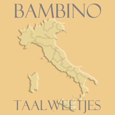 Bambino - Taalweetje