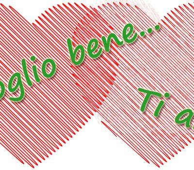 'Ik hou van je' in het Italiaans